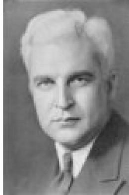 Governor Paul V. McNutt