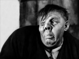 Charles Laughton as The Hunchback of Notre Dame (1939)