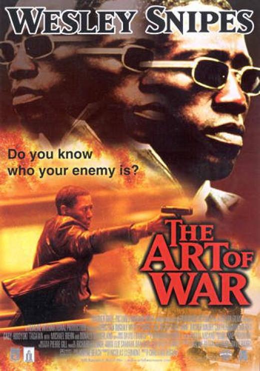 The Art of War Poster #2