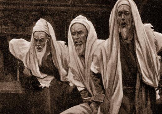 Unbelieving Jews