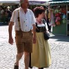 Dirndls - Ethnic Dress of the Alpine Peasants