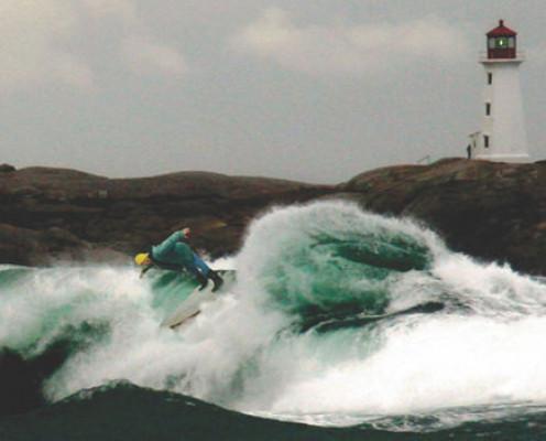 Image: Ivan Scollop Surfing