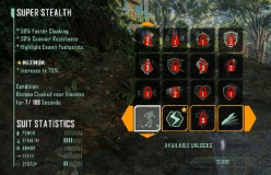 Crysis 3 Nanosuit Upgrade Level Up Guide
