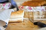 Serve fresh French bread