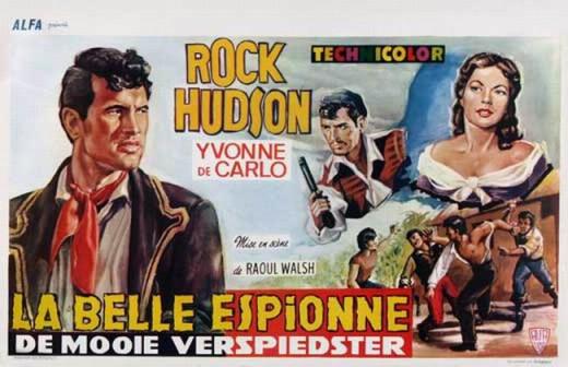 Sea Devils (1953) poster