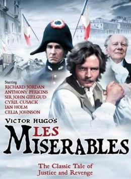 Les Miserables (1978) poster