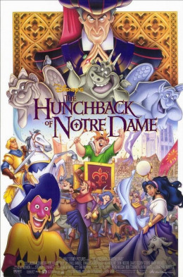 The Hunchback of Notre Dame (1996) poster