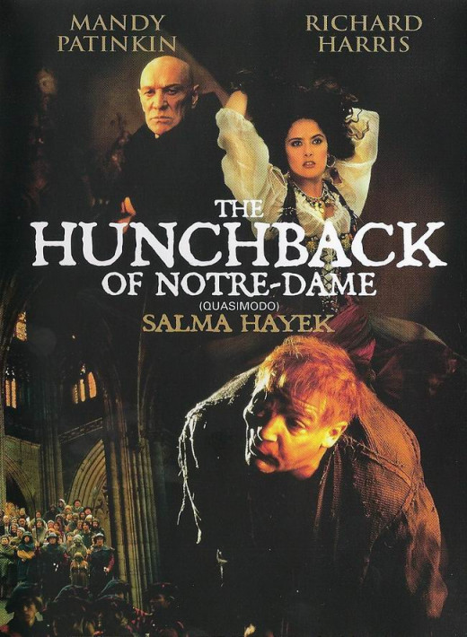 The Hunchback of Notre Dame (1997) poster