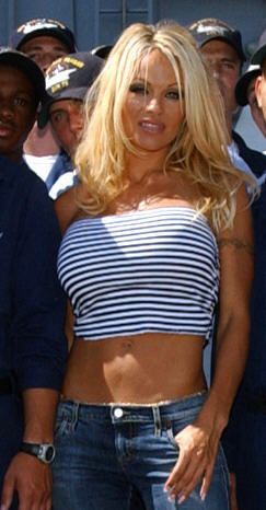 Botox and breast implants helped propel Pamela Anderson to fame.