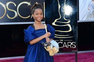 Quvenzhane Wallis became the youngest person to ever receive an Oscar nomination at just 9-years-old.