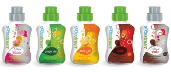 Tons of flavors, each bottle makes 12 liters-5.00