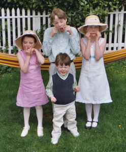 Spring Fashions - Easter Dresses for Women and Girls
