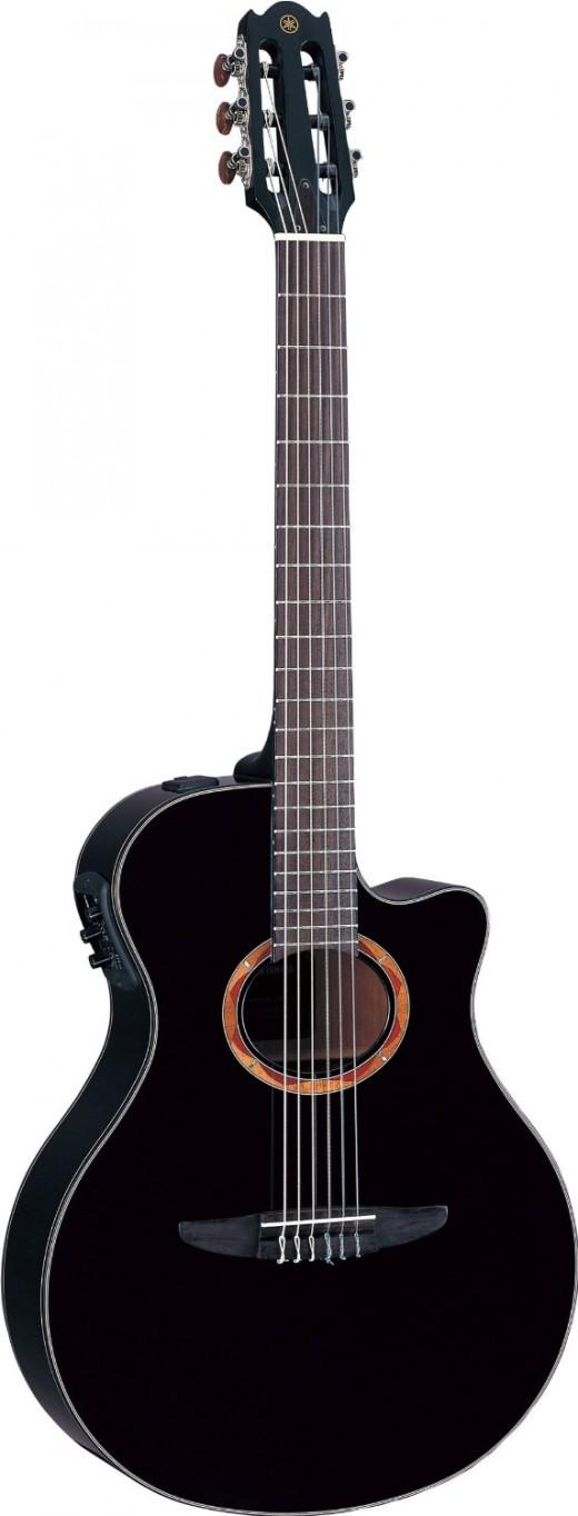 best black beginner guitars acoustic and electric models hubpages. Black Bedroom Furniture Sets. Home Design Ideas