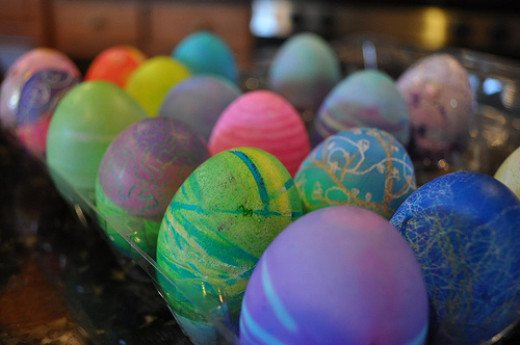 The Best Way To Decorate Easter Eggs Easter Egg