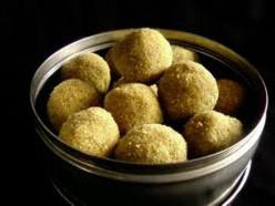 How to make Sweet Laddu?