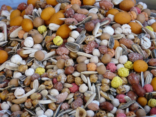 Nuts and pulses are a good source of vitamin B12