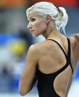 Hanna-Maria Seppälä - Finnish Olympic Swimmer