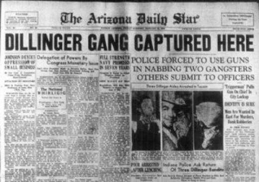 Arizona Daily Star Headline