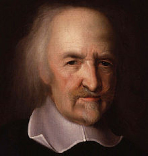 "THOMAS HOBBES: 1588 - 1679:  FROM THE ""STATE OF NATURE"" COMES THE IDEA OF LIBERALISM AND THE ENLIGHTENMENT"
