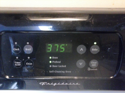 Preheat the oven to 375 degrees