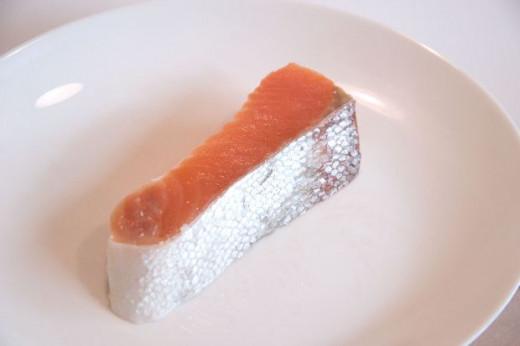 Salmon provides a range of B vitamin goodness.