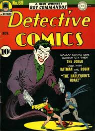 An early Joker apearance.
