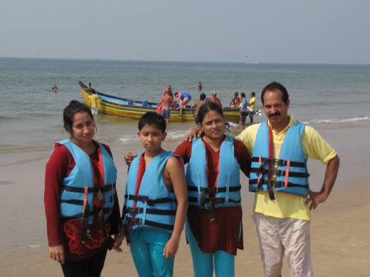 Water Sports to engage leisurely in beach