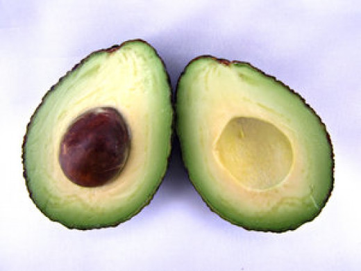 Avocados are rich in vitamins and low in carbs