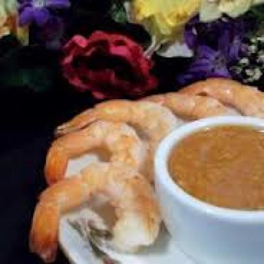 Enjoy shrimp on a low carb diet
