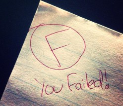 Ways You Can Fail Your Driver's Licence Test