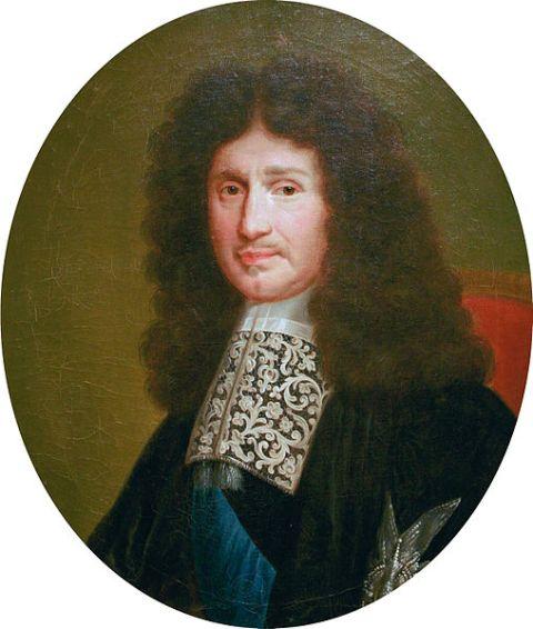 John Baptiste-Colbert (8.29.1619 - 9.6.1683)