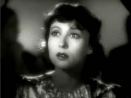 The beautiful Luise Rainer