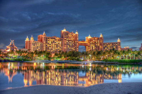 The Atlantis Bahamas