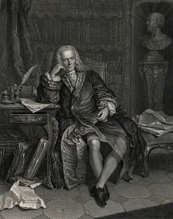 François Quesnay (6.4.1694 - 12.16.1774)