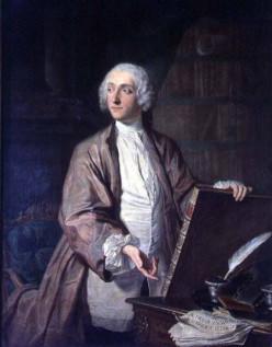 Victor Riqueti-Marquis de Mirabeau (10.5.1715 - 7.13.1789)