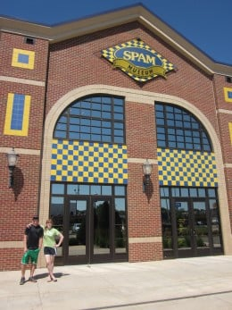 The World Famous Spam Museum!
