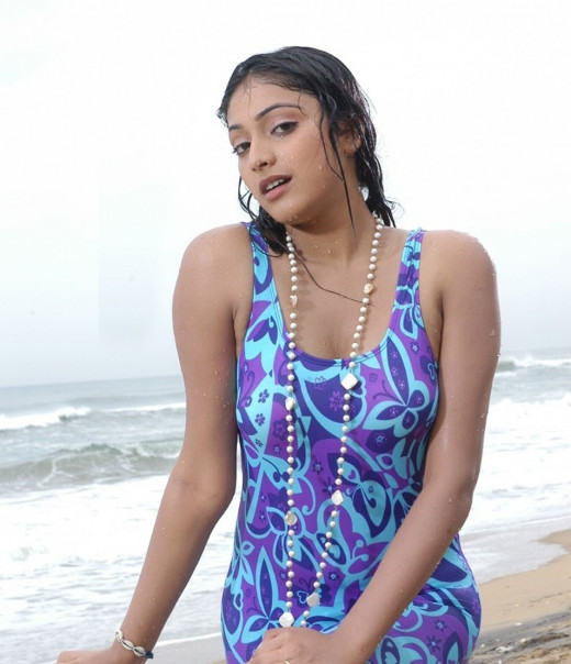 Hari Priya Bathing Beauty