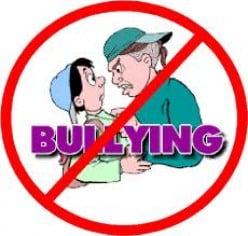 Say no to bullying!