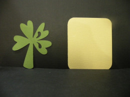 Shamrock and Shamrock background