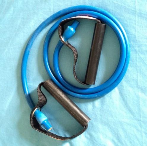 Elastic power tube