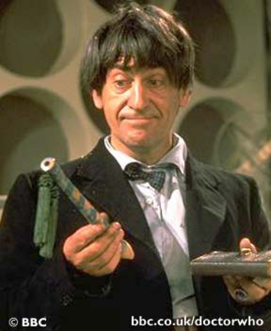 doctor who the second doctor