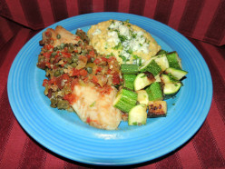 Red Snapper Veracruz Recipe