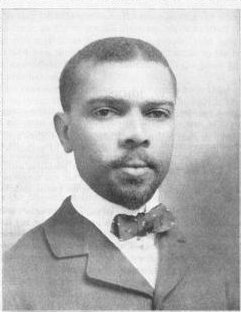 James Weldon Johnson (1871-1938).