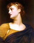 'Antigone' by Frederick Leighton (1830-1896).