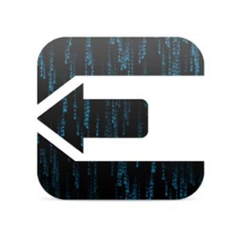 Evasi0n logo you should see this while downloading Cydia on you iDevice.