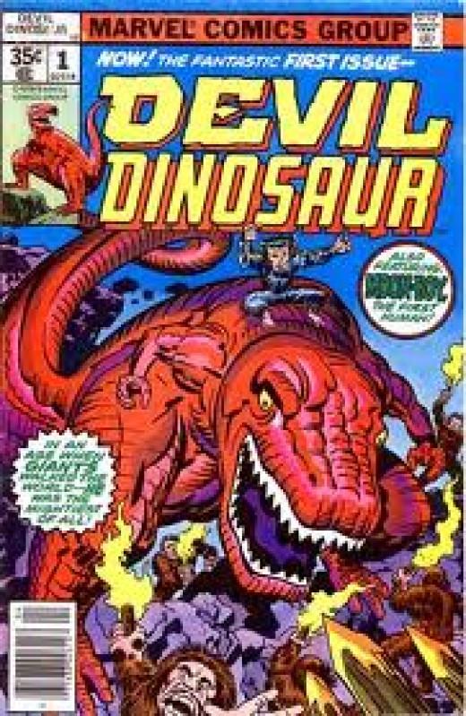 Devil Dinosaur # 1