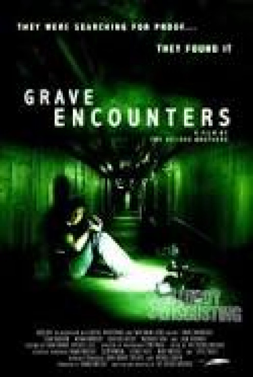 """A movie about a group of curious people that travel to a psychiatric hospital where they film for their new show """"Grave Encounters."""""""