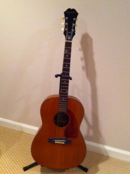 Epiphone youth guitar