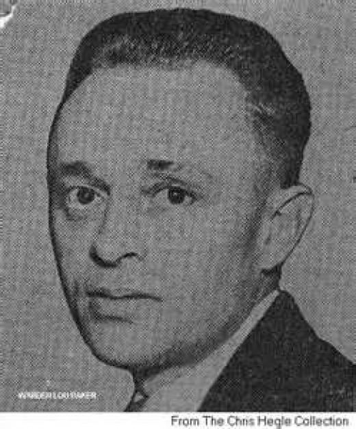 Warden Lou Baker
