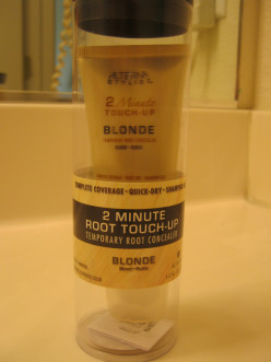 Alterna 2 Minute Root Touch Up Hair Product Review ~ Is It Worth The Money?
